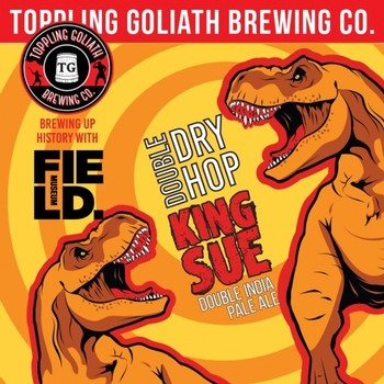 Double Dry Hop 'King Sue' DIPA