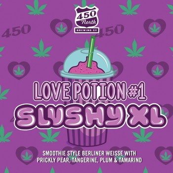 450 North 'Love Potion #1' Slushy Sour